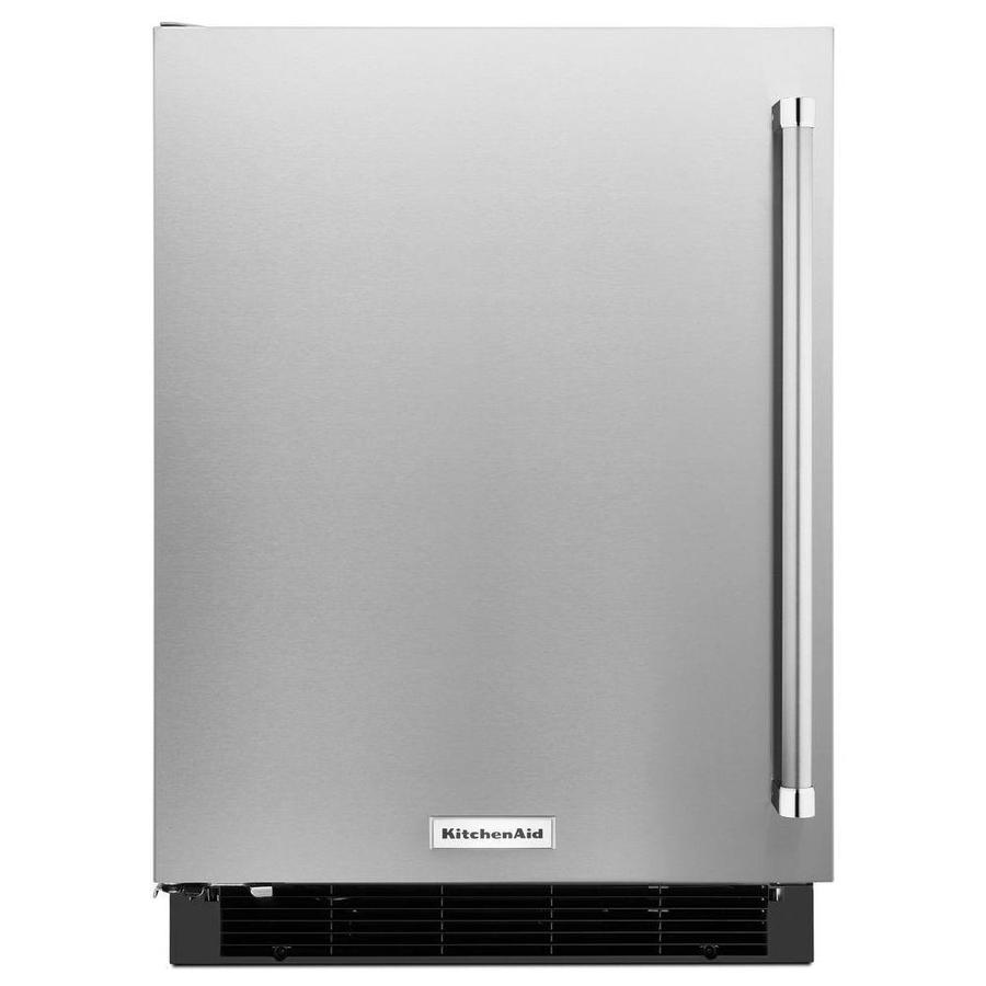 Kitchenaid 4 9 Cu Ft Built In Freestanding Mini Fridge