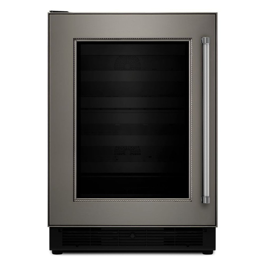 KitchenAid 4.8-cu ft Panel Ready Built-In/Freestanding Beverage Center