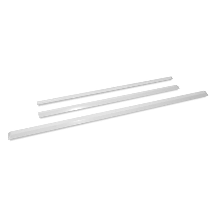 Whirlpool Universal Gas and Electric Range Filler Trim Kit (White)