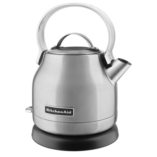 Stainless Steel 5-Cup Manual Electric Kettle