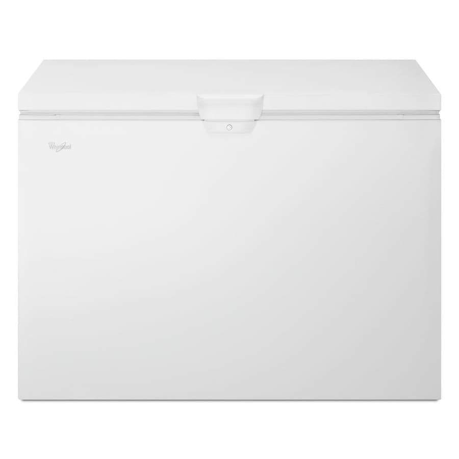 Whirlpool 15-cu ft Chest Freezer (White)