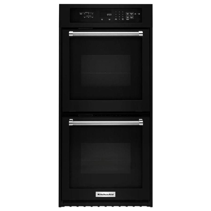 Shop Kitchenaid Self Cleaning Convection Double Electric