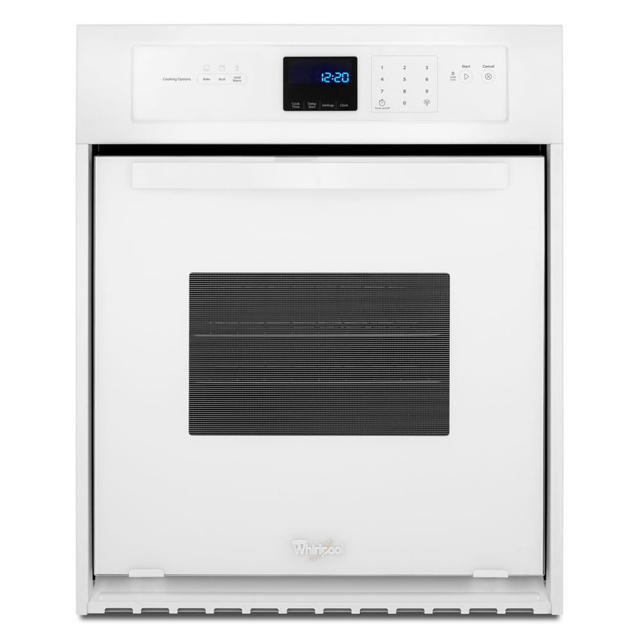 Electric Wall Oven 24 Inch Shop Single Electric Wall Ovens At Lowescom