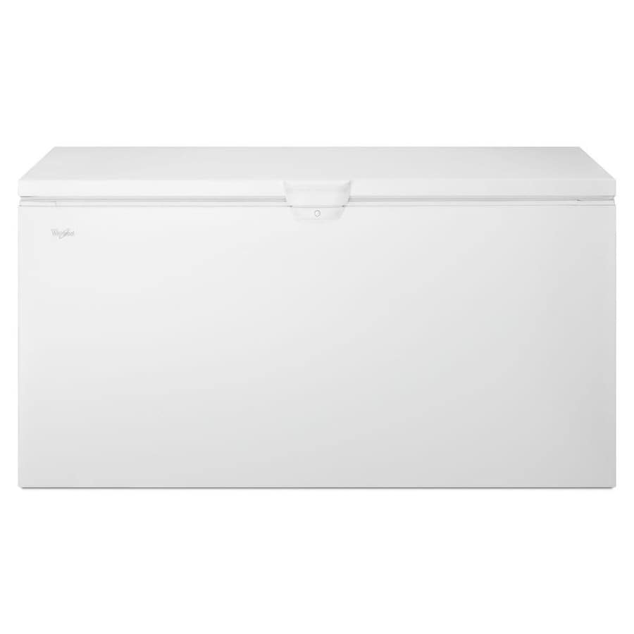 Whirlpool 21.7-cu ft Chest Freezer (White)
