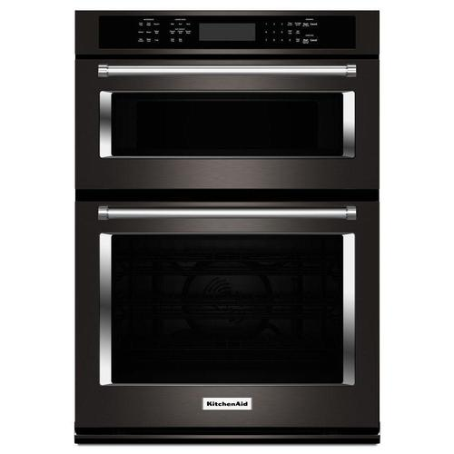 Kitchenaid Self Cleaning Convection Microwave Wall Oven Combo