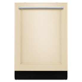 Kitchenaid 24 In Panel Ready Dishwasher With Proscrub Option Actual 23 875