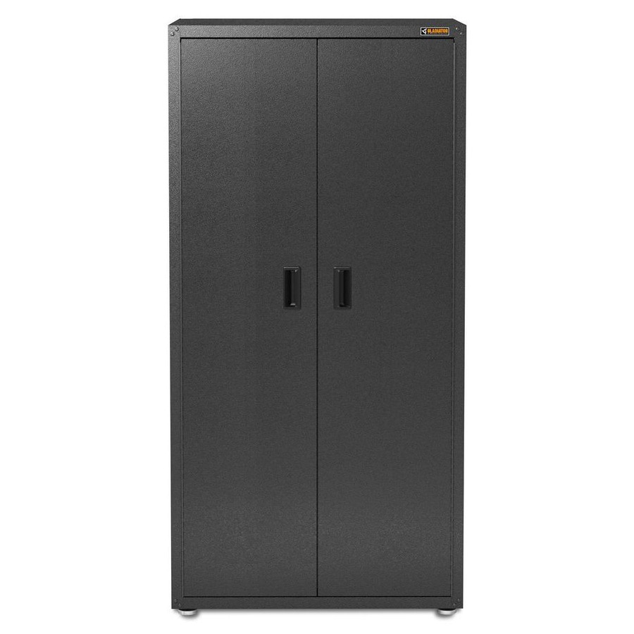 Gladiator Ready-to-Assemble All-Season GearCloset 36-in W x 72-in H x 24-in D Steel Freestanding Garage Cabinet