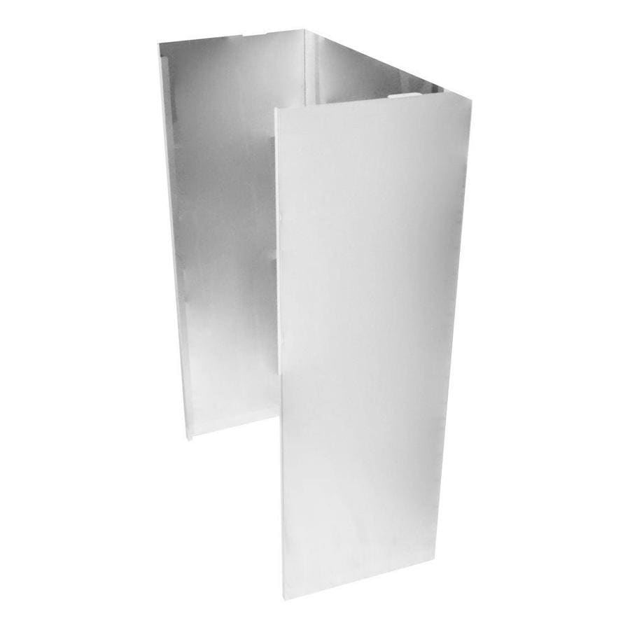 Shop Whirlpool Wall Mounted Range Hood Flue Extension