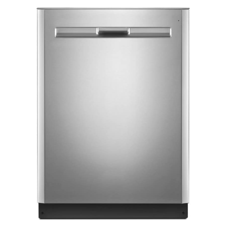 Maytag 47-Decibel Built-In Dishwasher and Hard Food Disposer (Common: 24-in; Actual: 23.875-in) ENERGY STAR