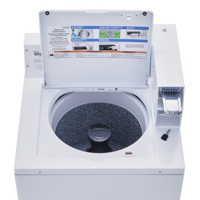 lowes coin operated washer