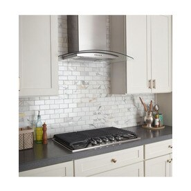 Whirlpool 30 In Convertible Stainless Steel Wall Mounted