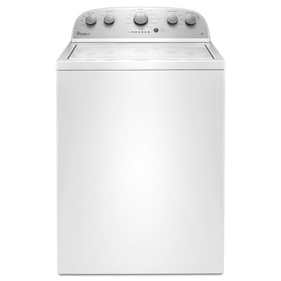 3 5 Cu Ft High Efficiency Top Load Washer White While Supplies Last