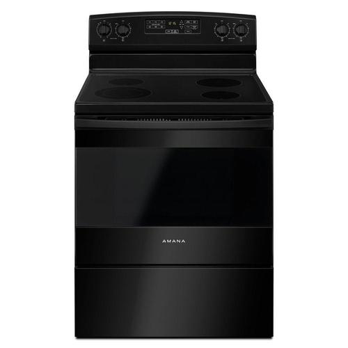 Amana Smooth Surface-Element 4.8-cu Ft Self-Cleaning
