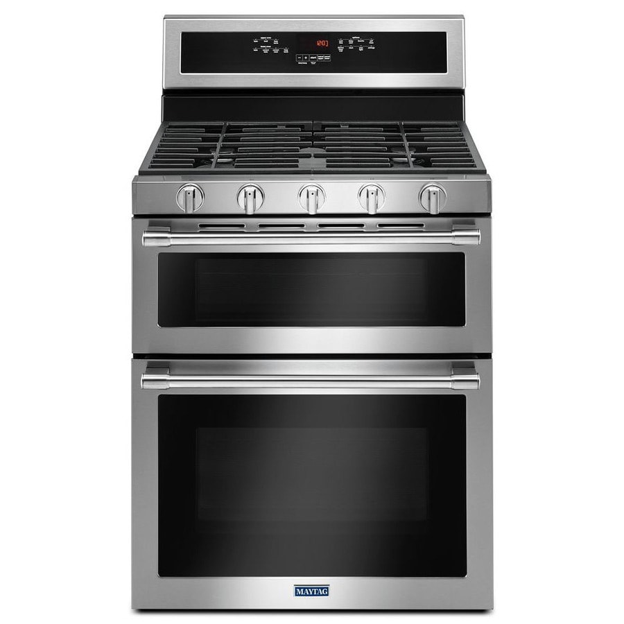 Cu Ft Self Cleaning Double Oven