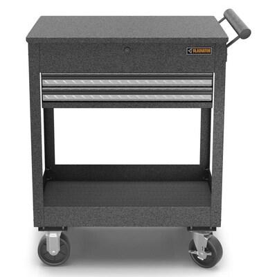 Gladiator 36 In 2 Drawer Utility Cart