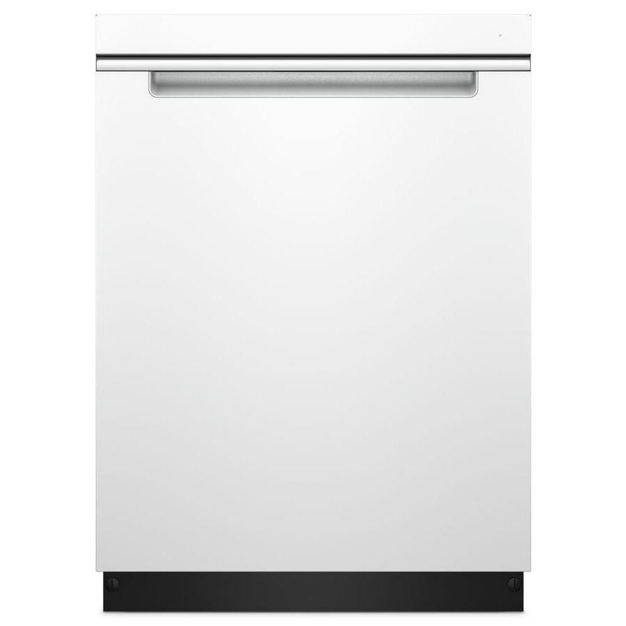 Whirlpool 47-Decibel Built-In Dishwasher (White) (Common: 24-in; Actual: 23.875-in) ENERGY STAR