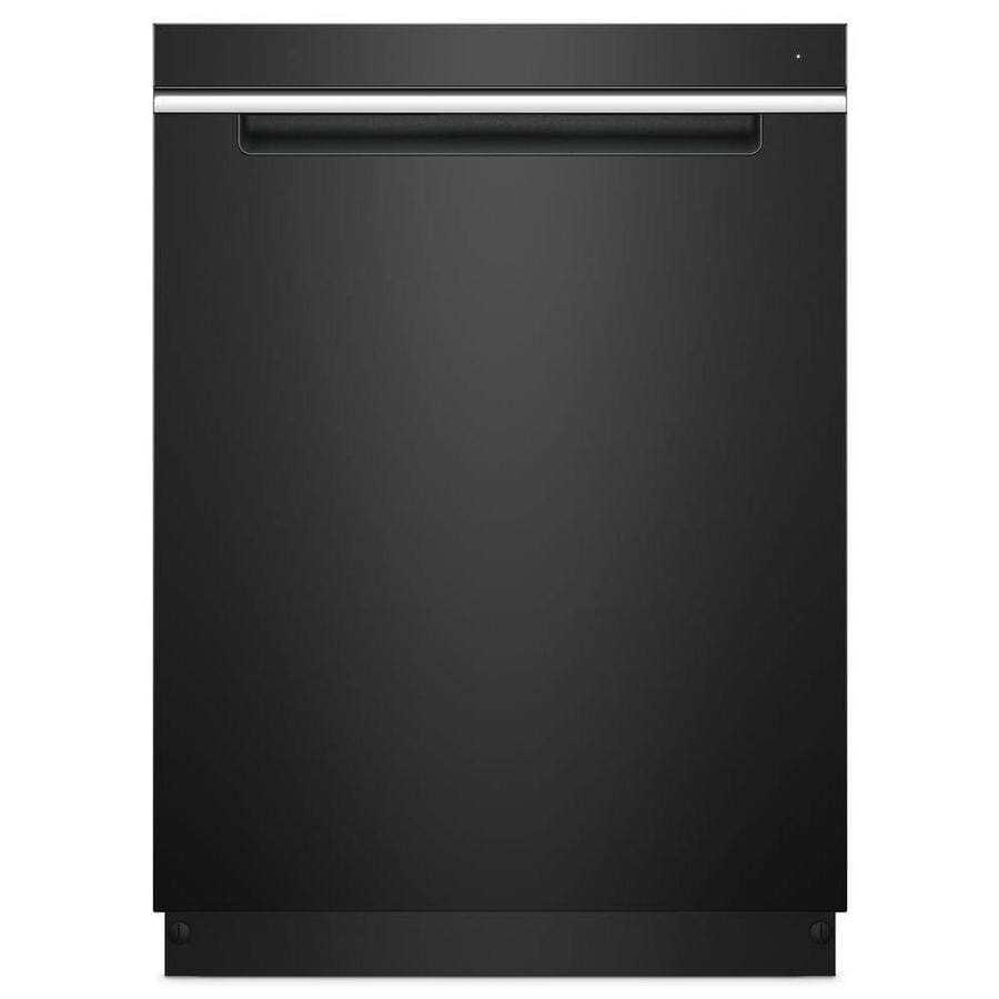 Whirlpool 47-Decibel Built-In Dishwasher (Black) (Common: 24-in; Actual: 23.875-in) ENERGY STAR