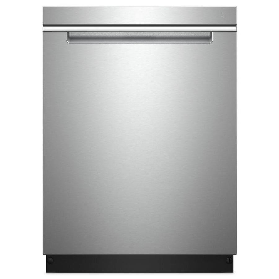 Whirlpool 47-Decibel Built-In Dishwasher (Fingerprint-Resistant Stainless Steel) (Common: 24-in; Actual: 23.875-in) ENERGY STAR