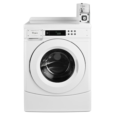 Whirlpool 3 1 Cu Ft Coin Operated High Efficiency Front