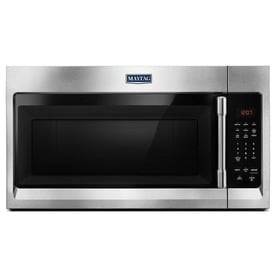 maytag over the range microwaves at lowes com rh lowes com