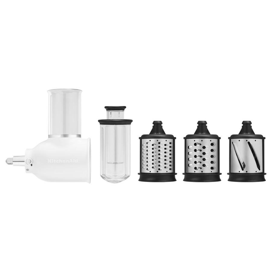 Shop KitchenAid Stand Mixer Slicer/Shredder Attachment at Lowes.com