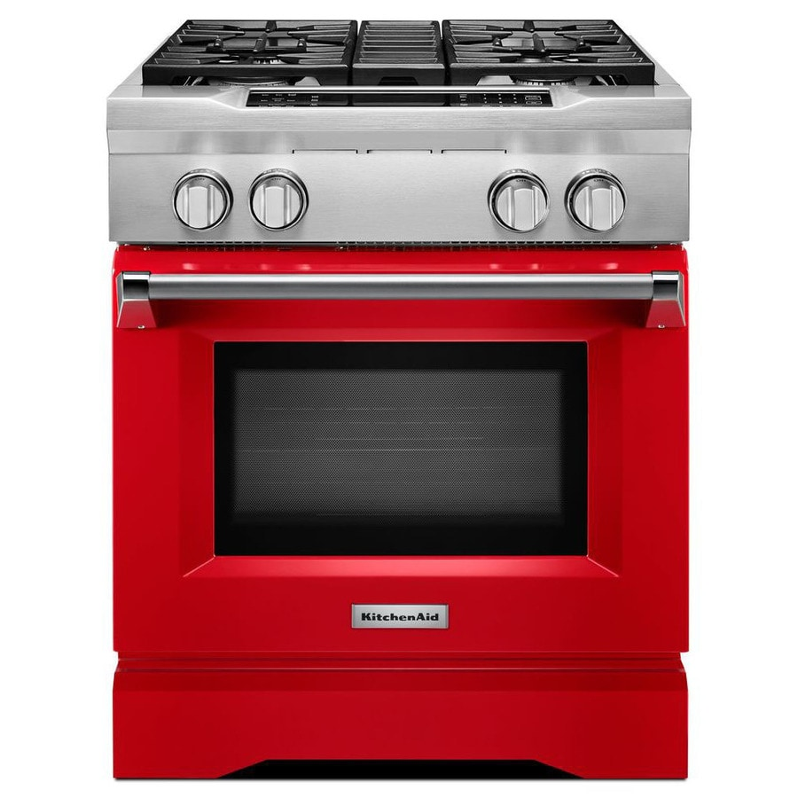 Lowes Kitchen Aid Stove