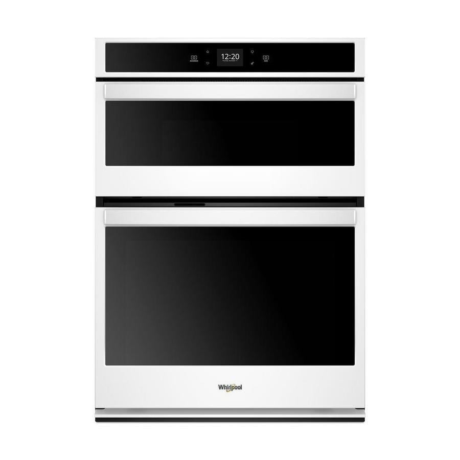 Whirlpool Self Cleaning And Microwave Wall Oven Combo