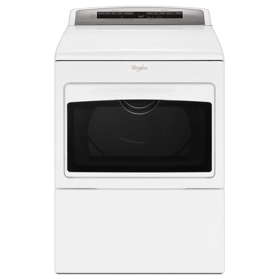 Whirlpool 7 4 Cu Ft Electric Dryer White
