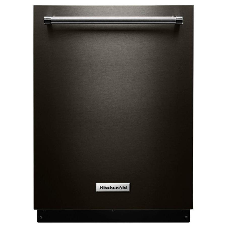 Kitchenaid 39 Decibel Built In Dishwasher Fingerprint