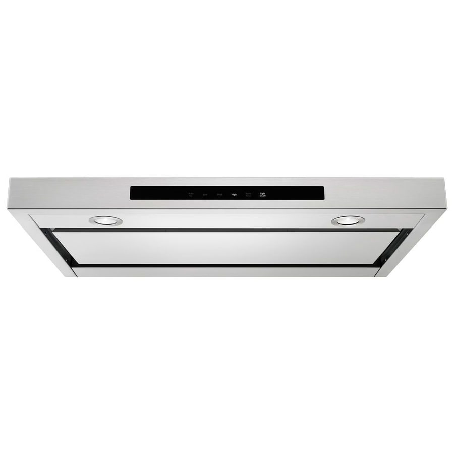 KitchenAid Undercabinet Range Hood (Stainless Steel) (Common: 36-in; Actual: 35.938-in)