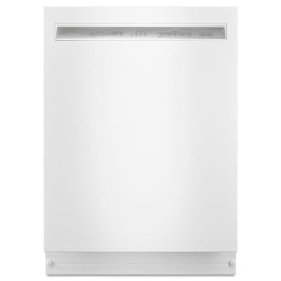 46-Decibel Built-In Dishwasher (White) (Common: 24 Inch; Actual: 23.875-in)  ENERGY STAR