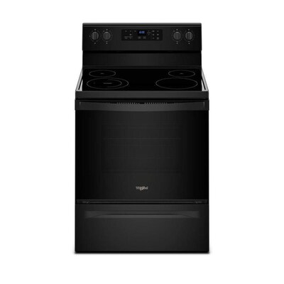 Whirlpool Smooth Surface 5 3-cu ft Self-Cleaning