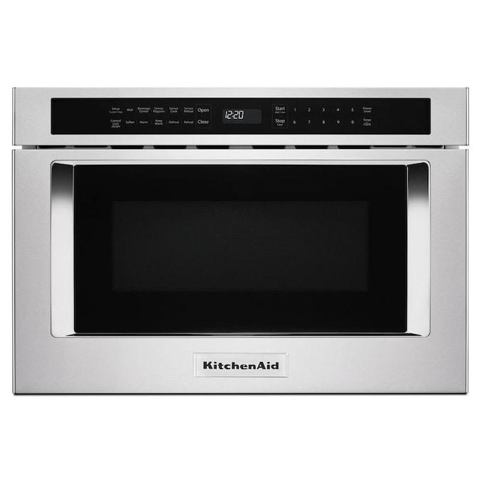 Kitchenaid Microwave Drawer Stainless