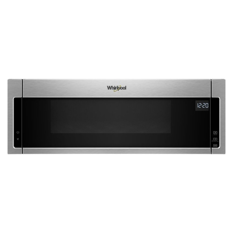 Whirlpool 1 Cu Ft Low Profile Over