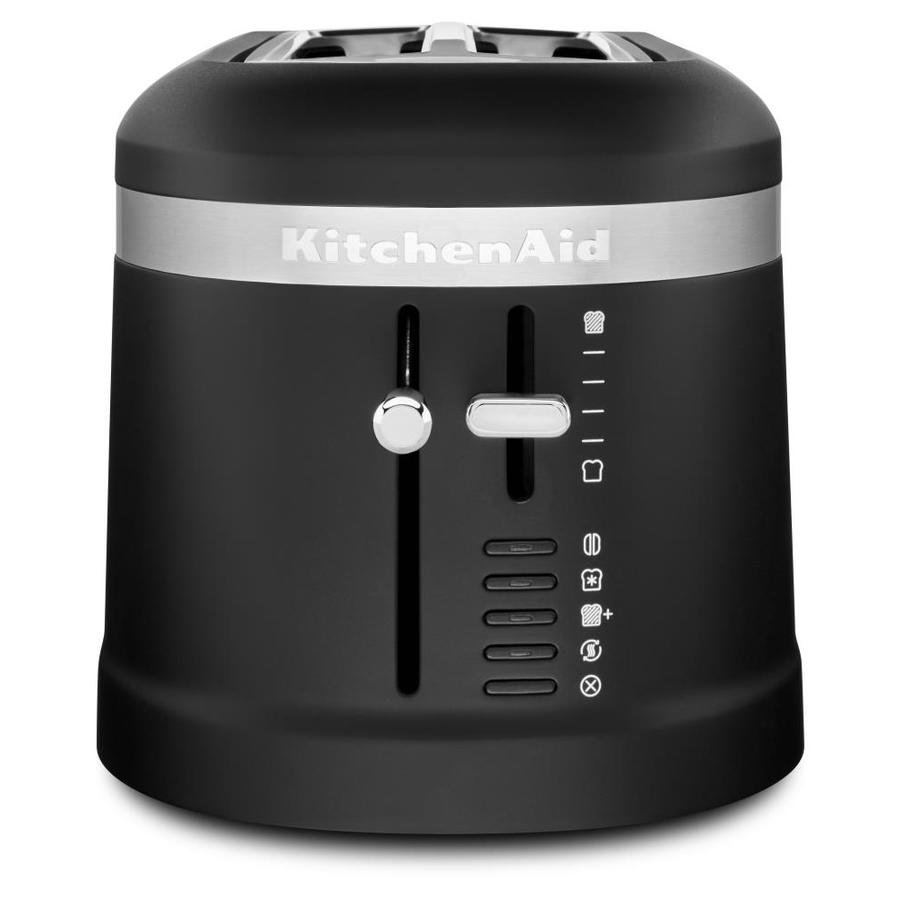 Black Kitchenaid Toaster: KitchenAid 4-Slice Black Toaster At Lowes.com