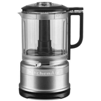5.0-Cup 240.0-Watt Contour Silver 1-Blade Mini food chopper