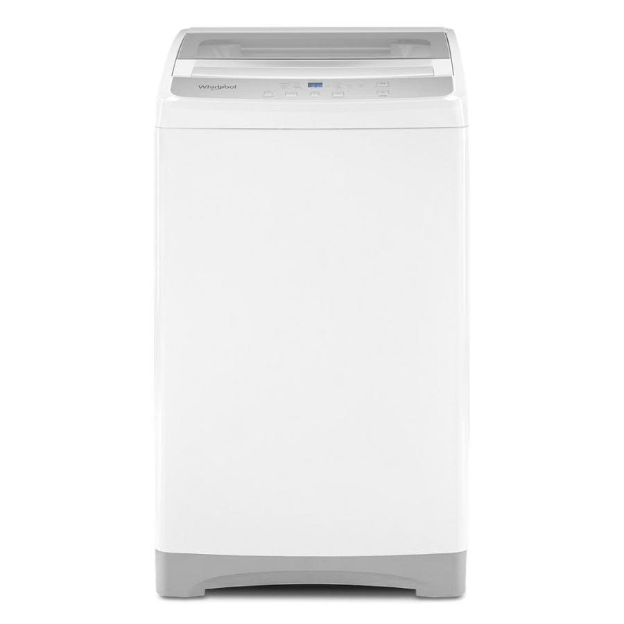 Whirlpool Portable Top-Load Washer (White) At Lowes.com