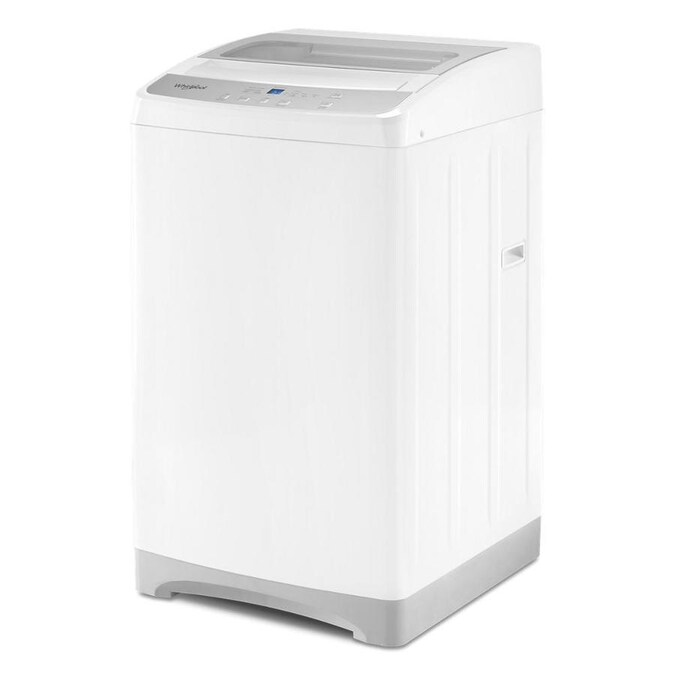 Whirlpool Apartment Size Washer And Dryer: Whirlpool 1.5-cu Ft Portable Top-Load Washer (White) In