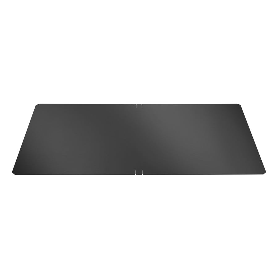 Gladiator 36 In X 21 5 8 In Black Shelf Liner In The Shelf Liners Department At Lowes Com