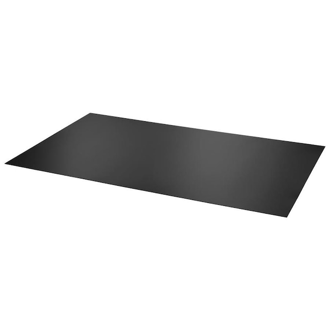 Gladiator 36-in X 21-5/8-in Black Shelf Liner In The Shelf