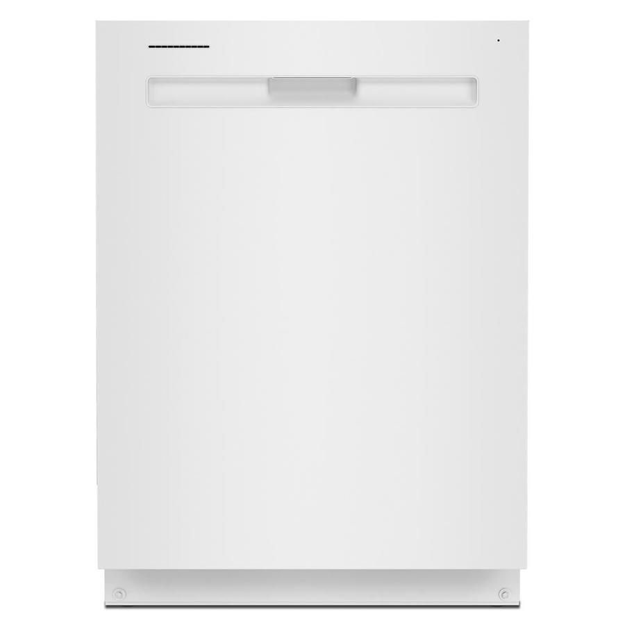 Maytag 47 Decibel Top Control 24 In Built In Dishwasher White Energy Star In The Built In Dishwashers Department At Lowes Com