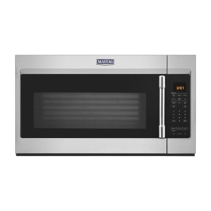 Maytag 1 9 Cu Ft Over The Range