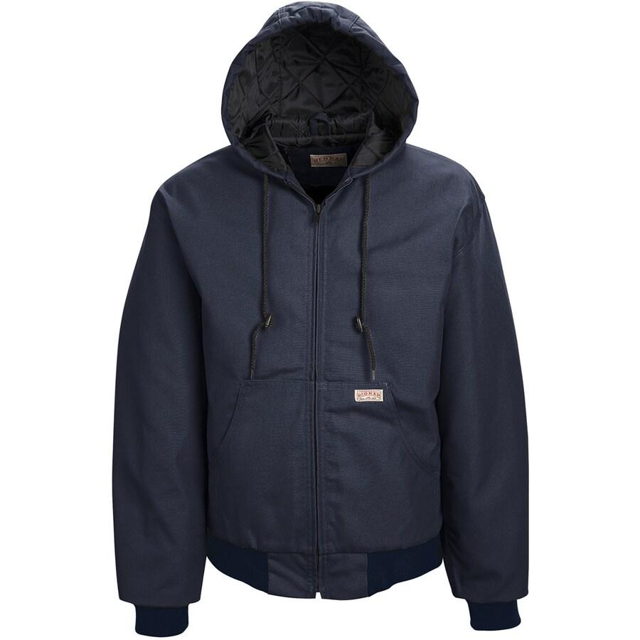 Red Kap XX-Large Unisex Navy Duck Work Jacket