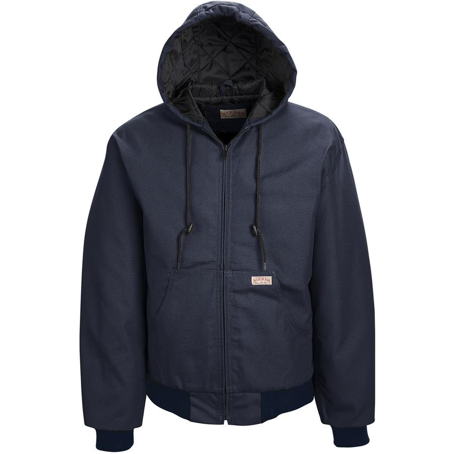 Red Kap 3XL Unisex Navy Duck Work Jacket
