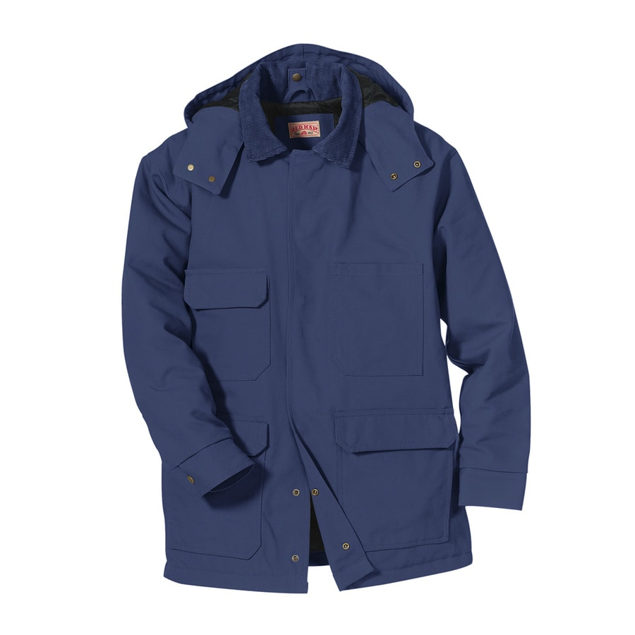 Red Kap X-Large Unisex Navy Duck Work Jacket
