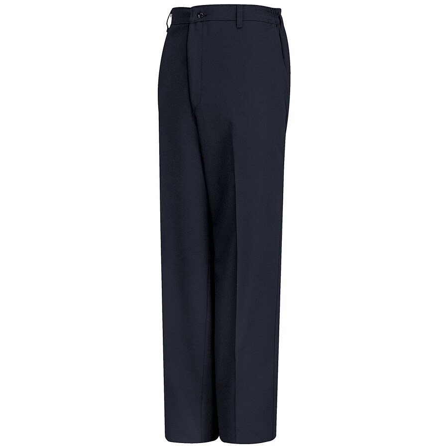 Red Kap Men's 46 x 32 Navy Twill Work Pants