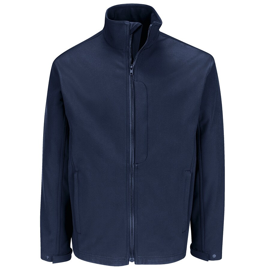 Red Kap Medium Unisex Navy Twill Jackets & Coats Work Jacket
