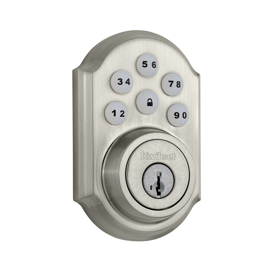 lock deadbolt mechanical line keyless lockey locks electronic slim door