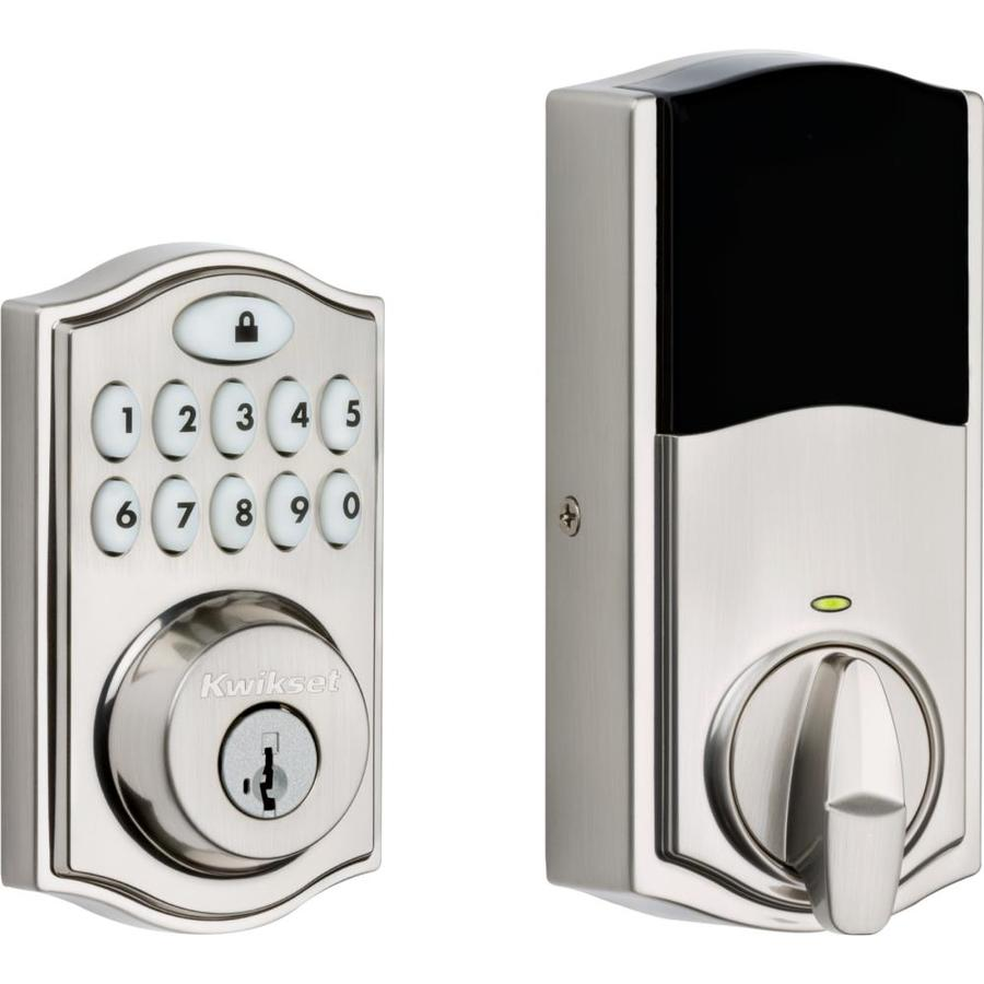 Shop Electronic Entry Door Deadbolts at Lowes.com