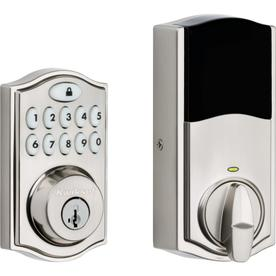 Shop Electronic Door Locks At Lowesforpros Com